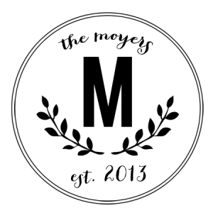 Monogram with Wreath