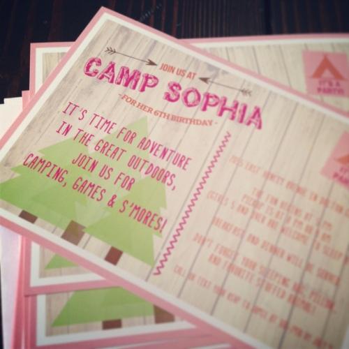 Camp Sophia
